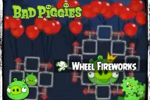 Bad Piggies – PIGineering: Catherine Wheel Fireworks