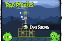 Bad Piggies – PIGineering: How to Slice a Cake