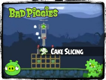 Bad Piggies 42 - Pigineering How to Slice a Cake