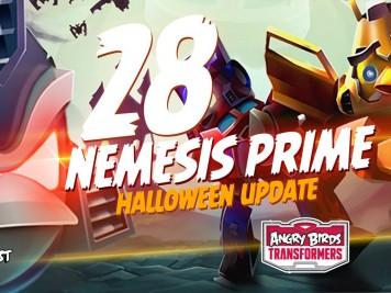 Let's Play Part 28 Nemesis Prime UNLOCKED