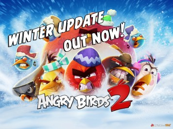 Angry Birds 2 Winter Update Feature image