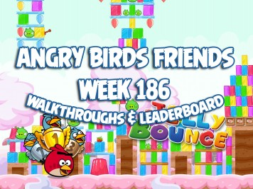 Angry Birds Friends Tournament Week 186 Feature Image