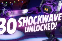 Let's Play Angry Birds Transformers   Part 30   Shockwave