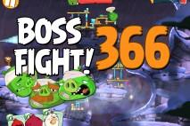 Angry Birds 2 Boss Fight Level 366  Walkthrough – Cobalt Plateaus Mount Evernest