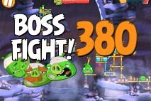 Angry Birds 2 Boss Fight Level 380  Walkthrough – Cobalt Plateaus Mount Evernest