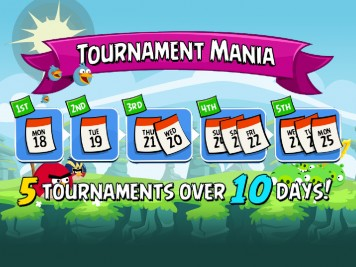Angry Birds Friends Tournament Update Feature Image