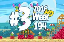 Angry Birds Friends 2016 Carnival Days Tournament Level 3 Week 194 Walkthrough
