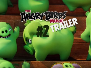 Angry Birds Movie Second Official Trailer
