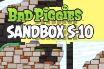 Bad Piggies Sandbox S-10 Walkthrough Guide