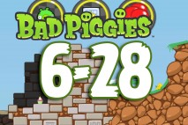 Bad Piggies The Road To El Porkado Level 6-28 Walkthrough