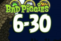 Bad Piggies The Road To El Porkado Level 6-30 Walkthrough