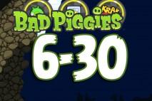 Bad Piggies The Road To El Porkado Level 6-30 Walkthrough