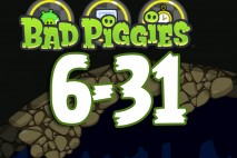 Bad Piggies The Road To El Porkado Level 6-31 Walkthrough