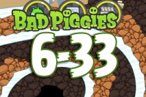 Bad Piggies The Road To El Porkado Level 6-33 Walkthrough