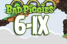 Bad Piggies The Road To El Porkado Level 6-IX Walkthrough