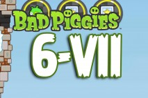 Bad Piggies The Road To El Porkado Level 6-VII Walkthrough