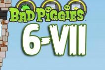 Bad Piggies The Road To El Porkado Level 6-VII Walkthrough