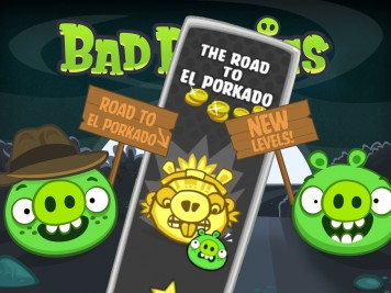 Bad Piggies Update Final Road to el Porkado