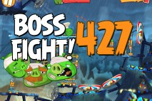 Angry Birds 2 Boss Fight Level 427  Walkthrough – Pig City Ham Francisco