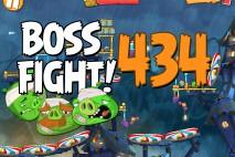 Angry Birds 2 Boss Fight Level 434  Walkthrough – Pig City Ham Francisco