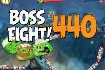 Angry Birds 2 Boss Fight Level 440  Walkthrough – Pig City Ham Francisco
