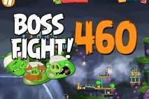 Angry Birds 2 Boss Fight Level 460  Walkthrough – Cobalt Plateaus Pig Bay