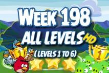 Angry Birds Friends 2016 Tournament Week 198 Compilation Walkthroughs