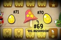 Angry Birds Seasons Fairy Hogmother Golden Eggs Walkthroughs