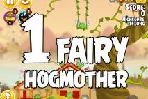 Angry Birds Seasons Fairy Hogmother Level 1-1 Walkthrough