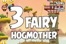 Angry Birds Seasons Fairy Hogmother Level 1-3 Walkthrough