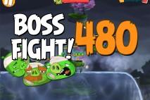 Angry Birds 2 Boss Fight Level 480  Walkthrough – Cobalt Plateaus Pig Bay