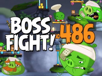Angry Birds 2 Boss Fight Level 486