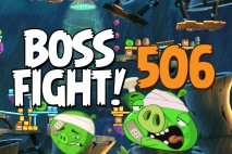 Angry Birds 2 Boss Fight Level 506 Walkthrough – Bamboo Forest Gravity Grove