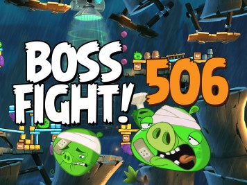Angry Birds 2 Boss Fight Level 506