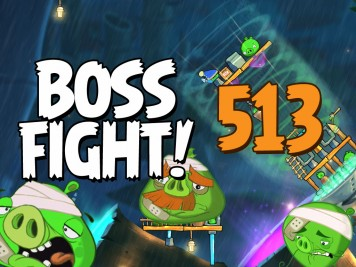 Angry Birds 2 Boss Fight Level 513