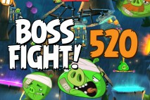 Angry Birds 2 Boss Fight Level 520 Walkthrough – Bamboo Forest Gravity Grove