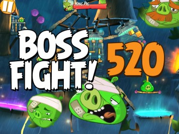 Angry Birds 2 Boss Fight Level 520