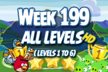 Angry Birds Friends 2016 Space Tournament Week 199 Compilation Walkthroughs