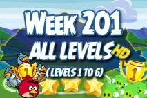 Angry Birds Friends 2016 Tournament Week 201 Compilation Walkthroughs