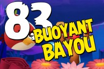 Angry Birds Pop Levels 586 to 605 Buoyant Bayou Walkthroughs