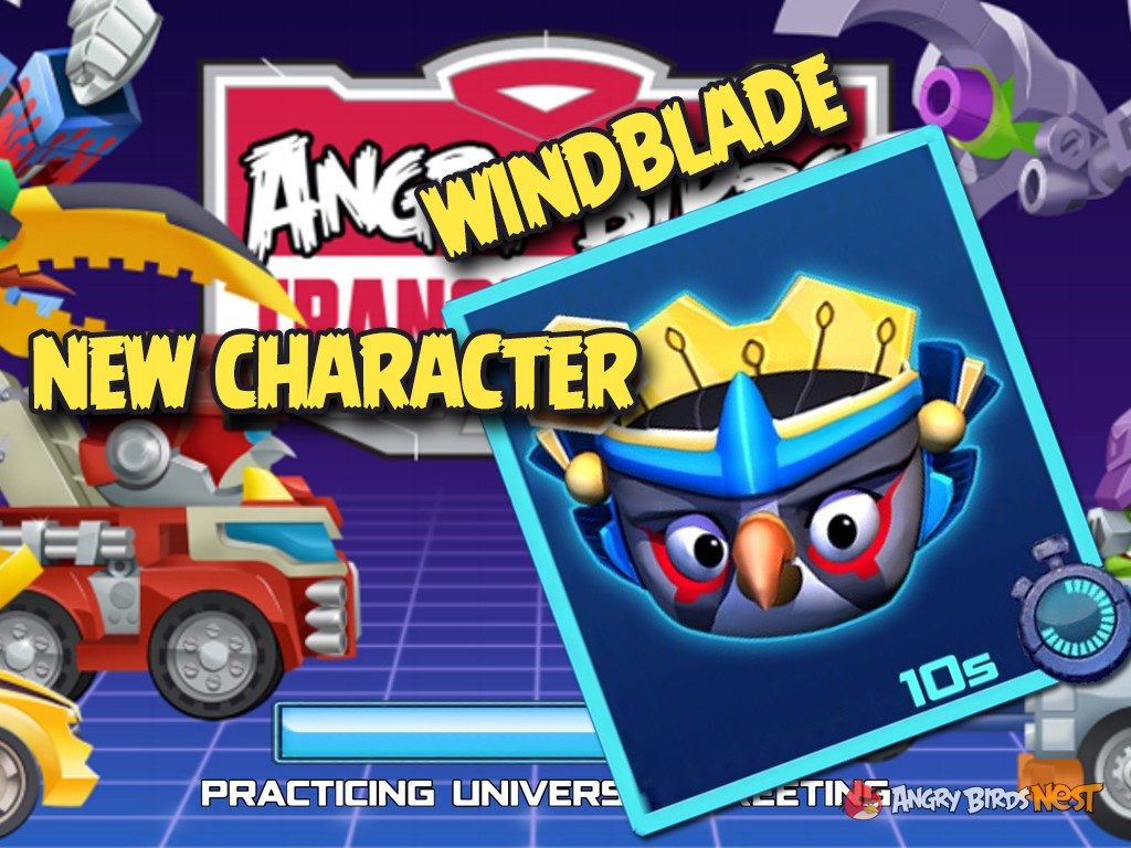 Angry Birds Transformers Update adds a New Autobird ...