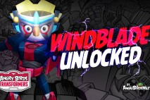 Let's Play Angry Birds Transformers   Part 32   Windblade