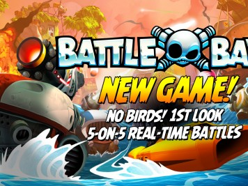 Battle Bay Real-Time Strategy Game by Rovio Soft-Launch Featured Image