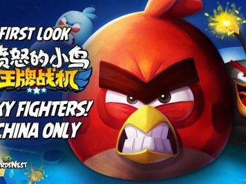 Let's Play Angry Birds Sky Fighters First Look