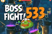 Angry Birds 2 Boss Fight Level 533 Walkthrough – Bamboo Forest Gravity Grove