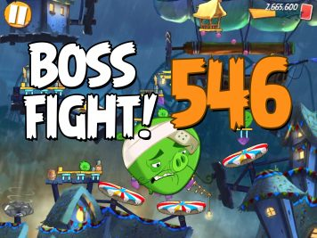 Angry Birds 2 Boss Fight Level 546