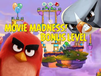 Angry Birds 2 Movie Madness! Bonus Level