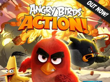 Angry Birds Action Worldwide release Feature Image