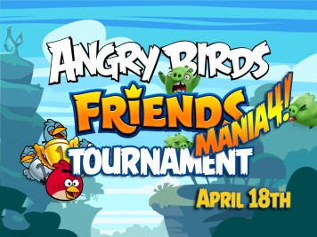 Angry Birds Friends Tournament Mania 2-4 Feature Image