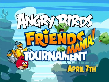 Angry Birds Friends Tournament Week 204 Mania 2-1 Feature Image